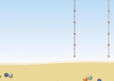 planimetria campeggio
