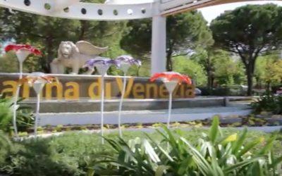 Camping Marina di Venezia video timelapse